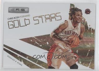 2009-10 Panini Rookies & Stars - Gold Stars - Holofoil #9 - Chris Bosh /250