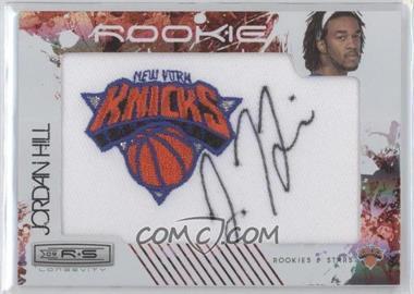 2009-10 Panini Rookies & Stars - Longevity - Ruby #137 - Jordan Hill /49