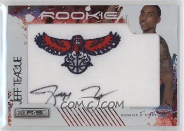 2009-10 Panini Rookies & Stars - Longevity - Ruby #148 - Jeff Teague /49