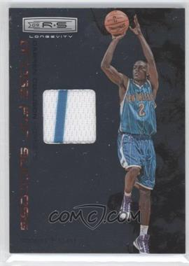 2009-10 Panini Rookies & Stars - Longevity Dress for Success Materials #20 - Darren Collison /299