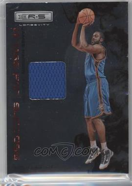 2009-10 Panini Rookies & Stars - Longevity Dress for Success Materials #3 - James Harden /299