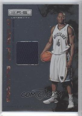 2009-10 Panini Rookies & Stars - Longevity Dress for Success Materials #31 - Sam Young /299