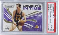 Jerry West /500 [PSA 10]