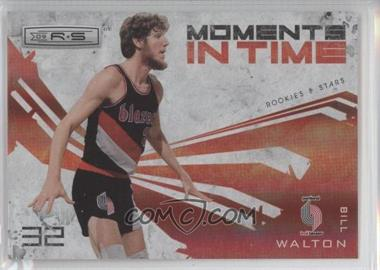 2009-10 Panini Rookies & Stars - Moments in Time - Holofoil #7 - Bill Walton /250