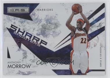 2009-10 Panini Rookies & Stars - Sharp Shooters - Holofoil #1 - Anthony Morrow /250