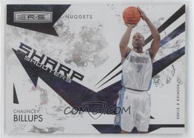 2009-10 Panini Rookies & Stars - Sharp Shooters - Holofoil #11 - Chauncey Billups /250