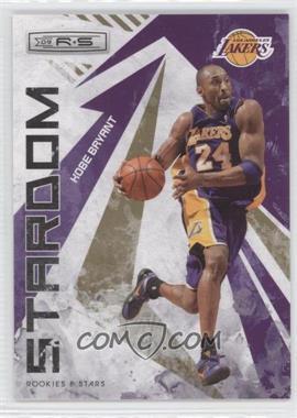 2009-10 Panini Rookies & Stars - Stardom - Gold #9 - Kobe Bryant /500