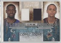 Stephen Curry, Tyreke Evans /299