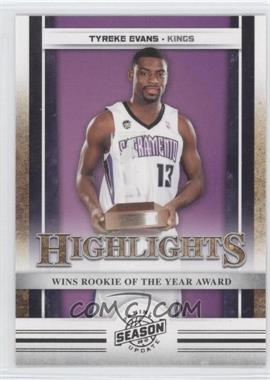 2009-10 Panini Season Update - [Base] #17 - Tyreke Evans
