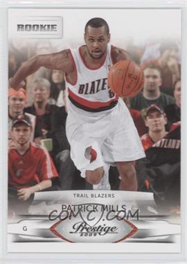 2009-10 Panini Season Update - Prestige Update Rookies #252 - Patrick Mills