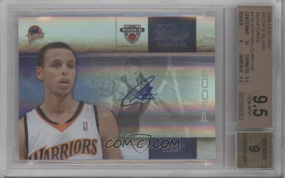 Stephen Curry Basketball Cards