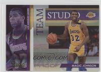 Magic Johnson, Kareem Abdul-Jabbar /199