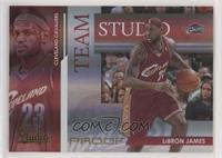 LeBron James, Shaquille O'Neal #/199
