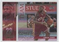 LeBron James, Shaquille O'Neal /199