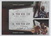 Derek Harper, Robert Horry /50