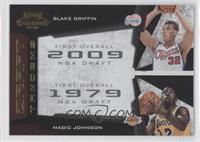 Blake Griffin, Magic Johnson /100
