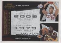 Blake Griffin, Magic Johnson #/100