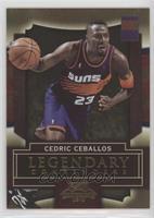 Cedric Ceballos /100