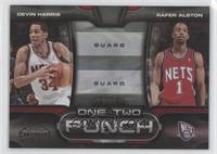 Devin Harris, Rafer Alston /50