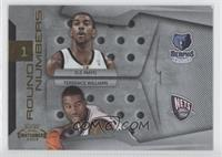O.J. Mayo, Terrence Williams /100