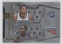 Deron Williams, Gerald Henderson /100