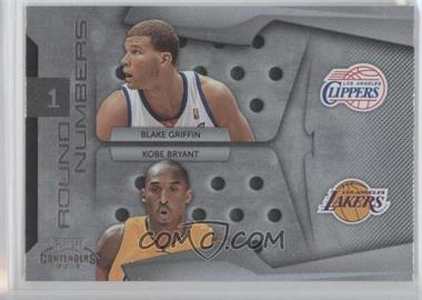 2009-10 Playoff Contenders - Round Numbers #9 - Kobe Bryant, Blake Griffin