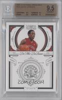 DeMar DeRozan /99 [BGS 9.5 GEM MINT]