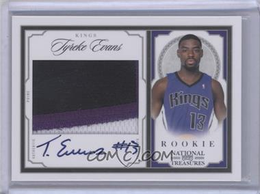 2009-10 Playoff National Treasures - [Base] #204 - Tyreke Evans /99 [Mint]
