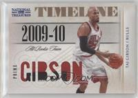 Taj Gibson #/25