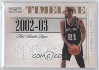 Tim Duncan /99
