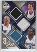 Steve Nash, Jason Kidd, Chris Paul /125