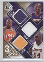 Kobe Bryant, Shaquille O'Neal, Horace Grant /35