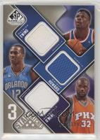 Patrick Ewing, Dwight Howard, Shaquille O'Neal /299