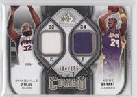 Shaquille O'Neal, Kobe Bryant /155