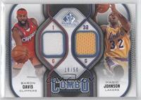 Baron Davis, Magic Johnson /50