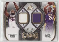 Shaquille O'Neal, Kobe Bryant /35