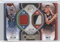Jason Smith, Jason Collins /99