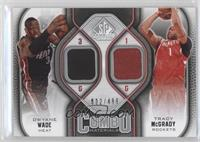 Dwyane Wade, Tracy McGrady /499