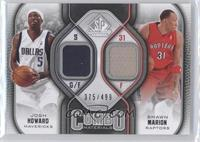 Josh Howard, Shawn Marion /499
