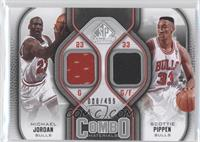 Michael Jordan, Scottie Pippen /499