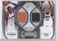 Shaquille O'Neal, Amare Stoudemire /499
