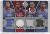 Kevin Durant, Jeff Green, Al Horford, Mike Conley /199