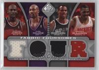 Michael Jordan, David Robinson, Hakeem Olajuwon, Karl Malone /199