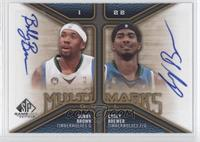 Bobby Brown, Corey Brewer