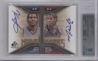 Kevin Durant, Marvin Williams [BGS 9]