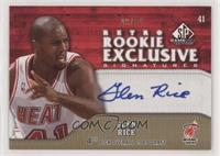Glen Rice Basketball Cards