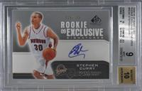 Stephen Curry /100 [BGS9MINT]