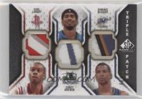 Corey Brewer, Carl Landry, Dominic McGuire /60