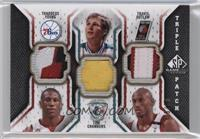 Thaddeus Young, Tom Chambers, Travis Outlaw /60
