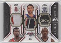 Aaron Brooks, Acie Law IV, Bobby Jackson /60